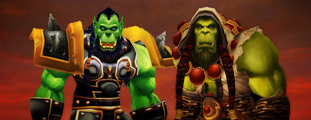 Thrall: Then and Now