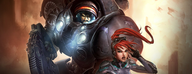 New StarCraft II Novel Flashpoint Coming in November – Pre-Order Now
