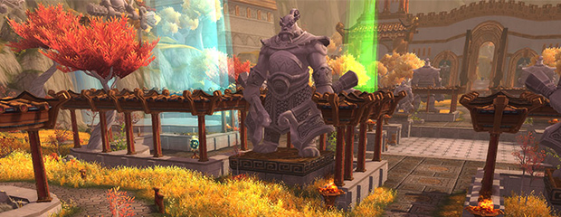 Mists of Pandaria Previews: Battlegrounds and Bestiary