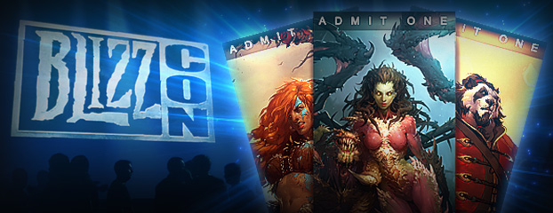 BlizzCon Ticket Reminder: Attendee Information Deadline—May 14