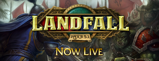 5.1: Landfall Patch Notes