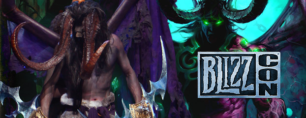 BlizzCon Costumes - Illidan Stormrage