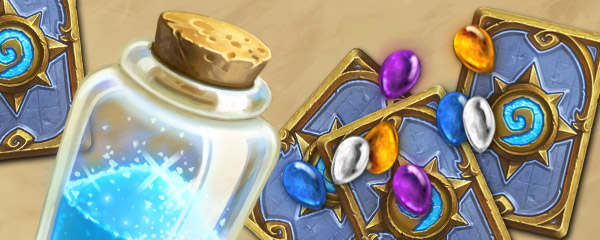 Hearthstone Crafting: In Dust We Trust