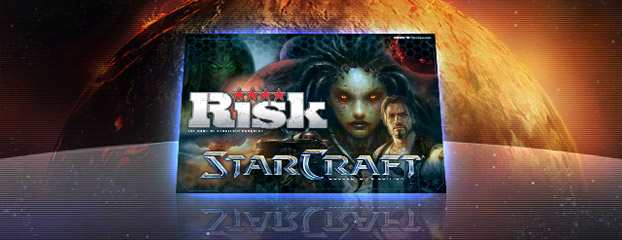 "RISK: StarCraft ""Name Your Space"" Sweepstakes Winner Announced"