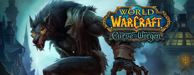 Curse of the Worgen Hardcover Available!