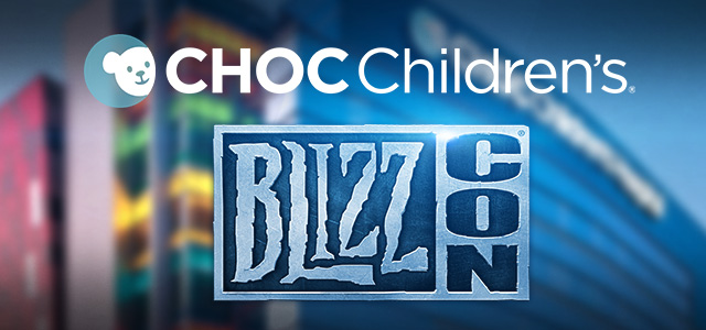 BlizzCon 2014 Charity Auction for CHOC Children's