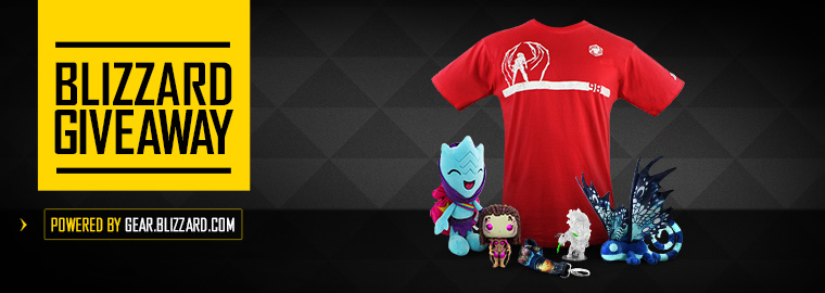 Enter To Win Exclusive Comic-Con Loot!