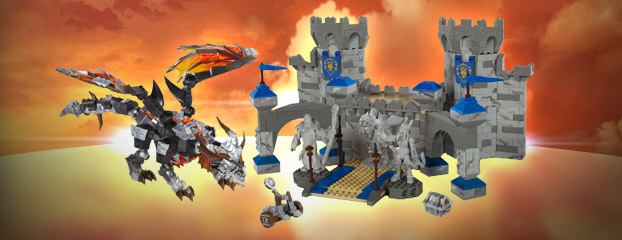 Mega Bloks svela la linea di prodotti World of Warcraft per l'estate 2012