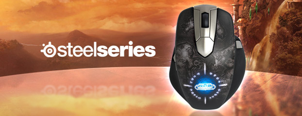 World of Warcraft Mouse Gone Wireless