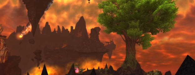 Patch 4.2 Preview: The Regrowth and Molten Front Daily Quest Hubs