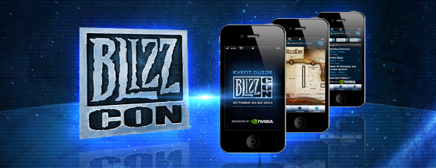 Download the Free BlizzCon 2011 Guide Mobile App Now