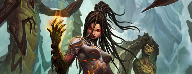 Debate da BlizzCon 2011 - Arte e Tecnologia de StarCraft II: Heart of the Swarm
