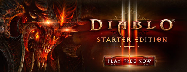 Diablo III FREE Starter Edition Now Available