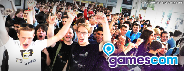 gamescom 2012 Starts This Week