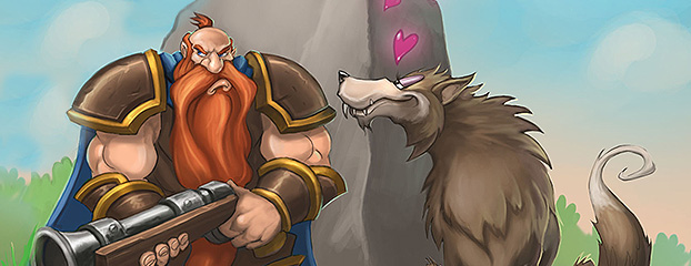 Love Is in the Air... and in This New Blizzard Comic