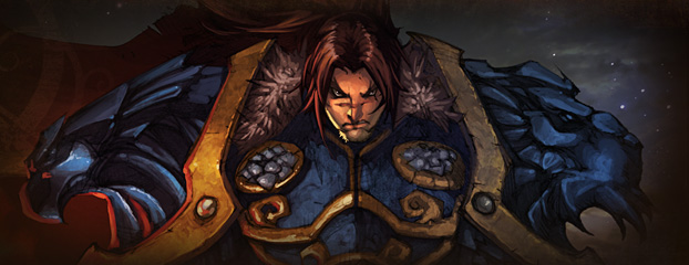 Leaders Of The Alliance And Horde -- Varian Wrynn