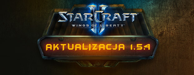 StarCraft II: Wings of Liberty - aktualizacja 1.5.4