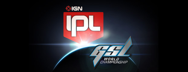 GSL Code S Semifinals and Finals at IPL 5 this Weekend