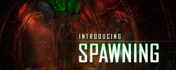 Spawning Has Come to StarCraft II