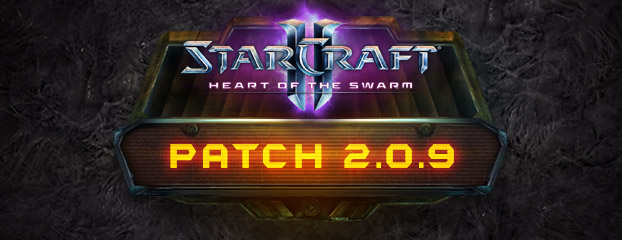StarCraft II Patch 2.0.9 is now live!