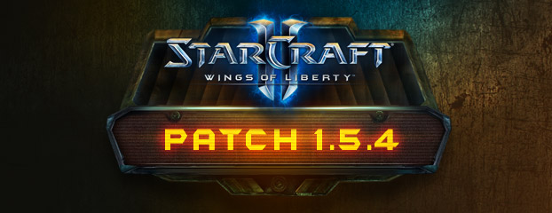 StarCraft II: Wings of Liberty: Notas del parche 1.5.4