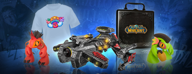 BlizzCon 2011 Store Post-Show Sale Now Live
