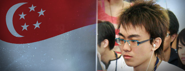 "Singapore's Champion – Marcus ""Revenant"" Tan"
