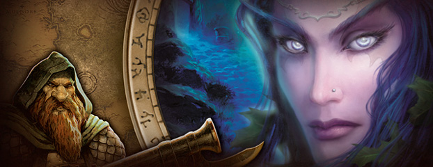 Brazilian Portuguese Version of World of Warcraft is Coming to Europe