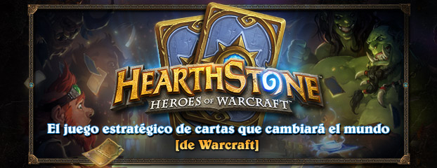 Hearthstone: Heroes of Warcraft develado en PAX East