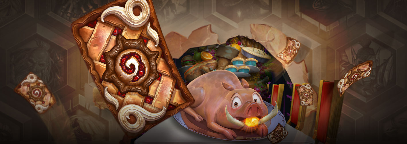 Hearthstone® October 2016 Ranked Play Season – The Pie is Not a Lie!