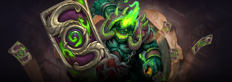 Hearthstone® September 2016 Ranked Play Season – The Burning Legion