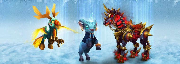 Winter Veil Sale -- Select Pets and Mounts 50% Off
