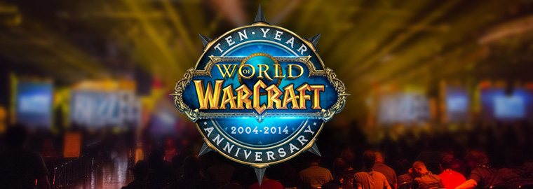 Join Us for a Special World of Warcraft 10-Year Anniversary Celebration!