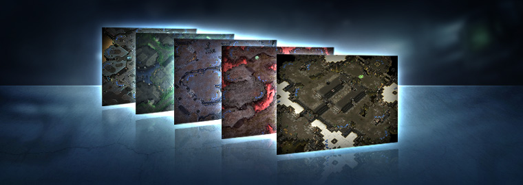 New Ladder Maps for 2015 Season 3