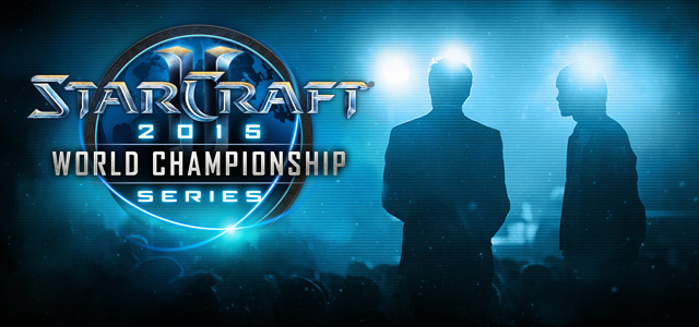 Соревнования World Championship Series 2015 г. по StarCraft II