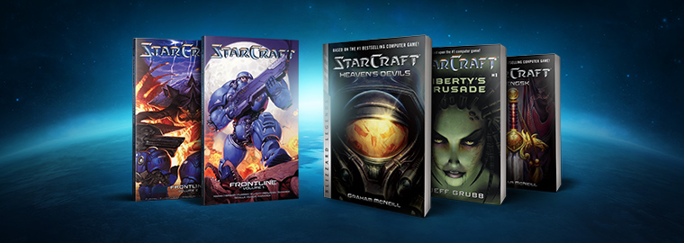 Blizzard Publishing Spring Releases