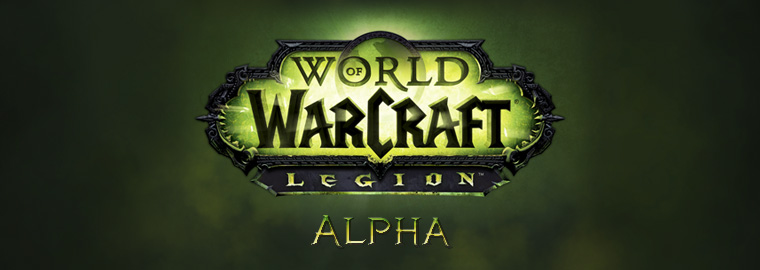 Legion Alpha Test Information