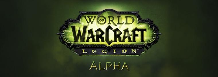 Informazioni sulla fase alfa di test di Legion