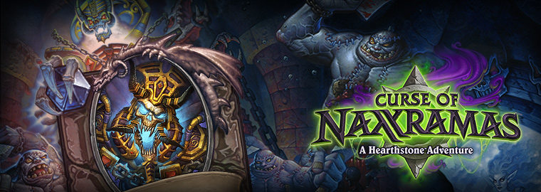 Curse of Naxxramas: Frostwyrm Lair - Now Open!