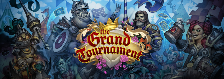 The Grand Tournament™ Opens This August!