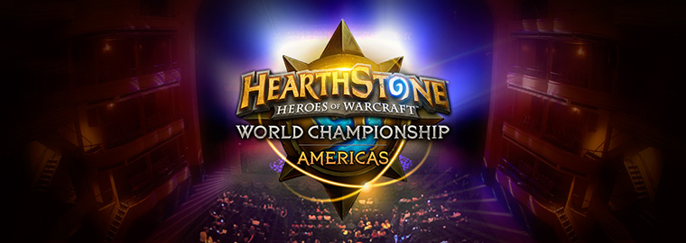 Hearthstone™ World Championship Finalists Decided!
