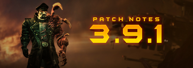 Notas do Patch 3.9.1 do StarCraft II: Legacy of the Void