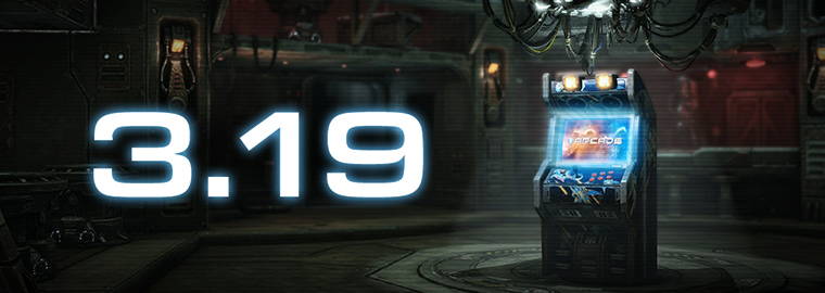 StarCraft II: Legacy of the Void 3.19.0 – Patchnotes