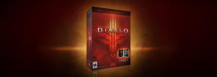 Battle Chest de Diablo III para Personal-Computer en descuento