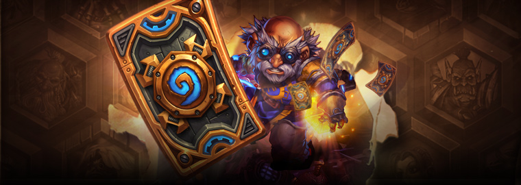 Hearthstone™ December 2014 Ranked Play Season – Go Big or Go Gnome!