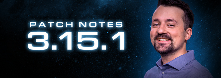 StarCraft II: Legacy of the Void 3.15.1 Patch Notes