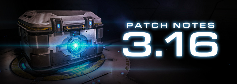 StarCraft II: Legacy of the Void 3.16.0 Patch Notes