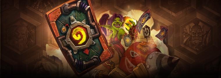 Hearthstone™ - Temporada Ranqueada de Novembro: Arremessando Goblins!
