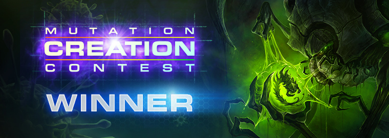 Now Live: Mutation Contest Winner