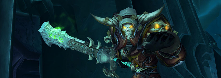 Legion: Death Knight Artifact Reveal